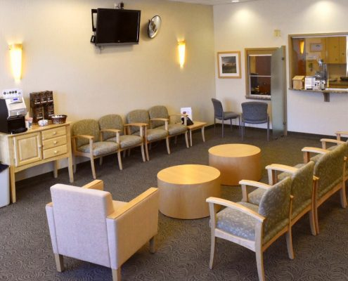 Glastonbury Surgery Center Waiting Room